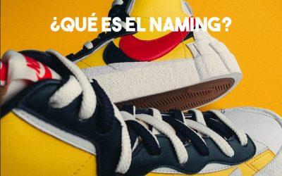¿Qué es El Naming y sus ventajas para tu marca?