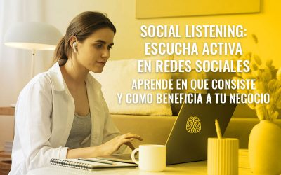 Social Listening: Escucha Activa en Redes Sociales